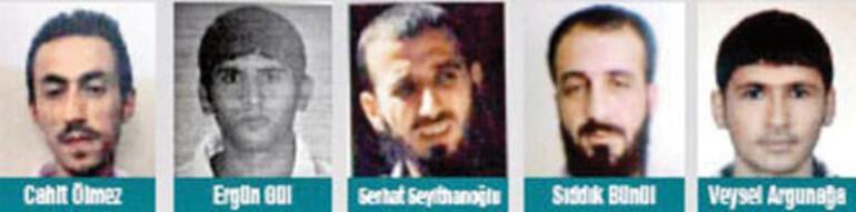 IŞİD'in Ulukışla canilerine ceza yağdı