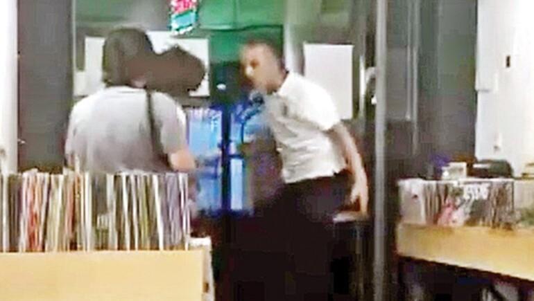 Cihangir'de alkol yüzünden saldırıya uğrayan plakçı Koreli çıktı