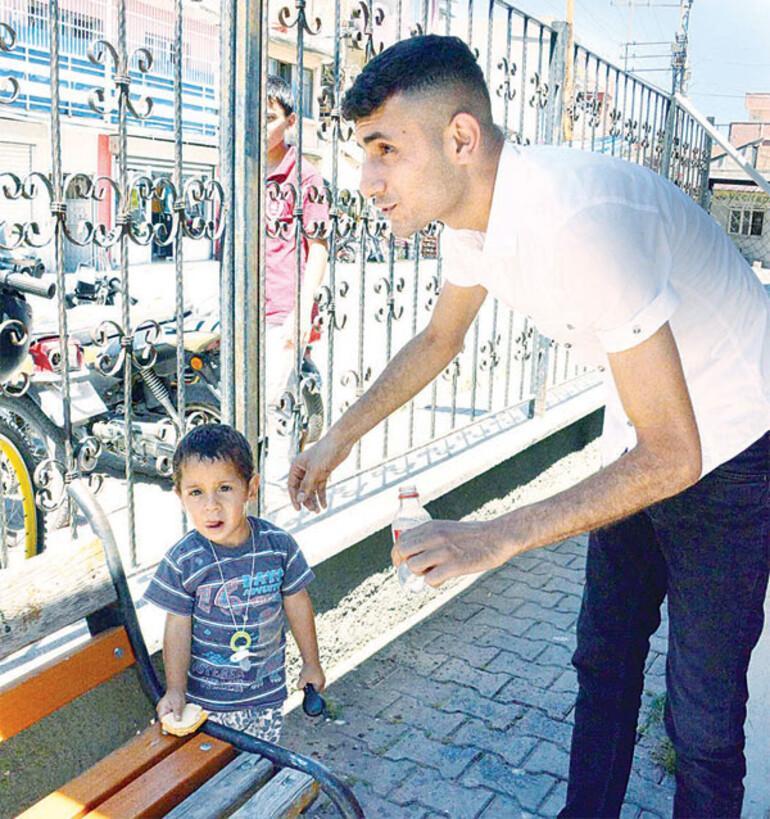 Türkler bıraktı Suriyeli kurtardı