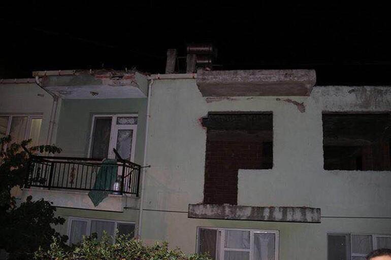 İzmir Bayındır'da roketli saldırı