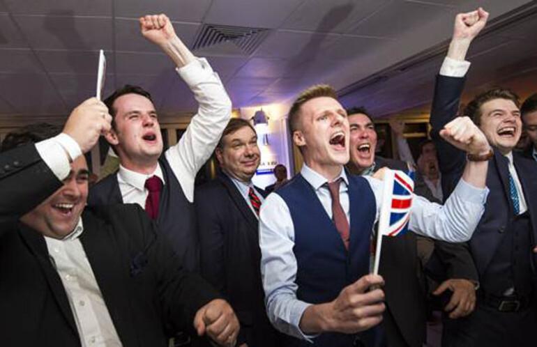 Son dakika haberi: İngiltere AB'den çıkıyor... Brexit referandumunda şaşırtan sonuç!