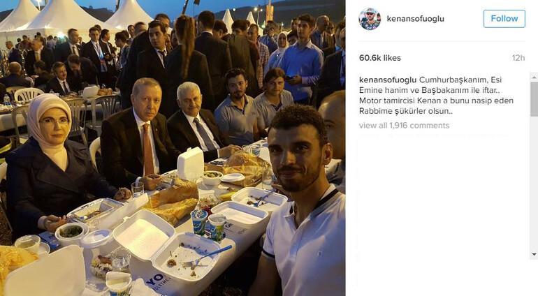 Cumhurbaşkanı ile selfie olay oldu!