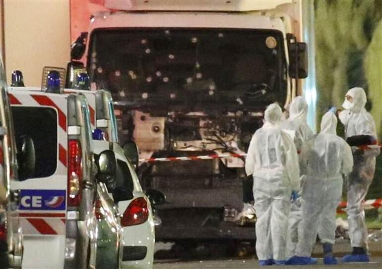 Son dakika haberi: Fransa'da saldırı / 84 ölü!
