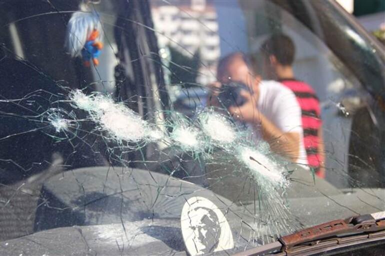 Cumhurbaşkanı Erdoğan'ın kaldığı otele bordo bereliler saldırmış!