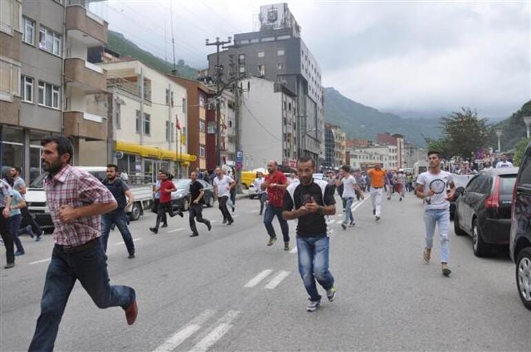 Son dakika haberi: Trabzon'da PKK'lı teröristlerden hain saldırı..