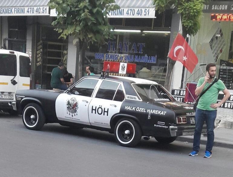 Darbeye karşı HÖH: Halk Özel Harekat