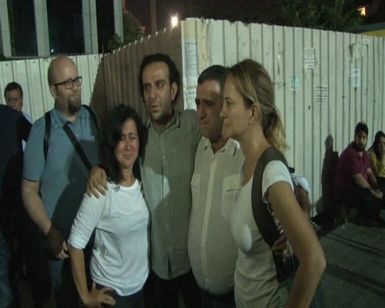 Nazlı Ilıcak ve 16 gazeteci tutuklandı