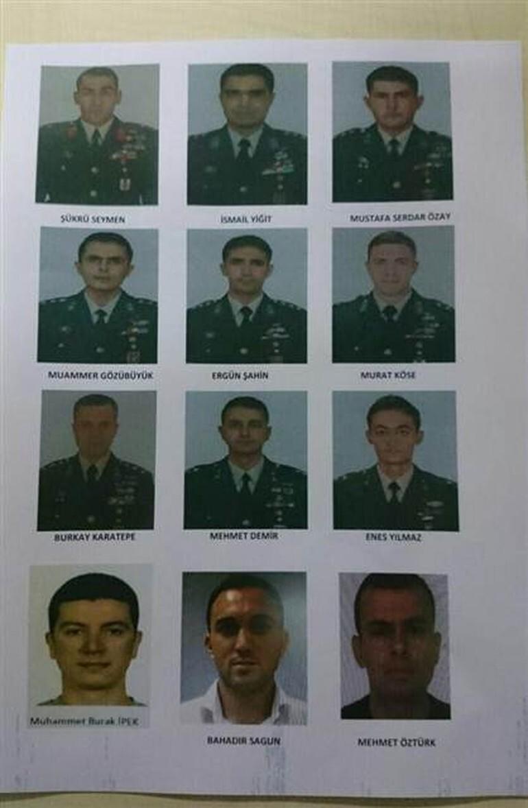 Son dakika haberi: Kaçak 11 darbeci asker yakalandı