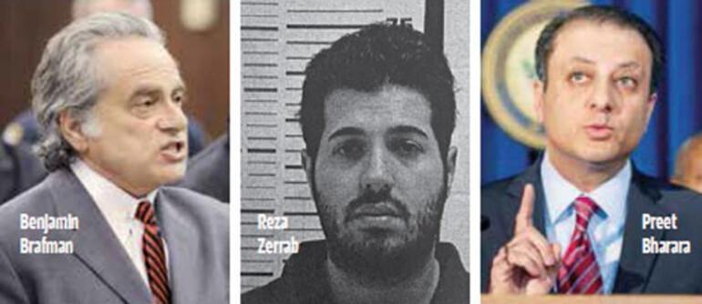 Reza Zarrab avukatlarına servet ödeyecek!