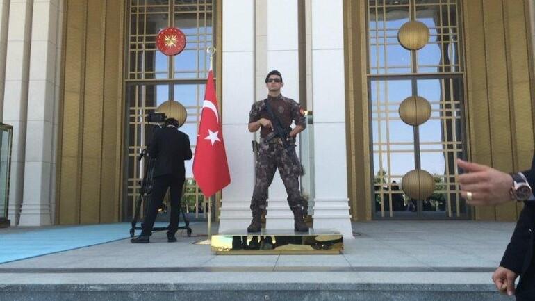 Erdoğan, Nazarbayev'i böyle karşıladı