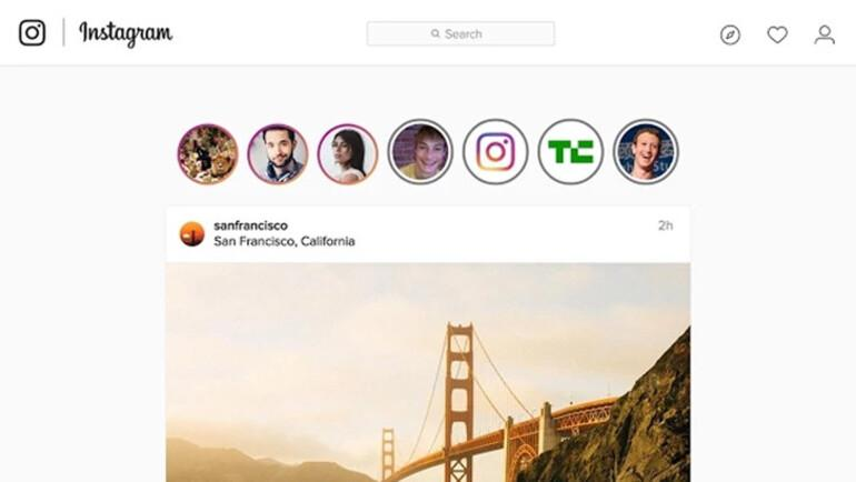 Instagram'ın o özelliği Chrome'a geldi