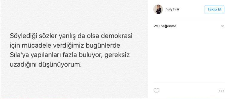 Hülya Avşar'dan Sıla yorumu