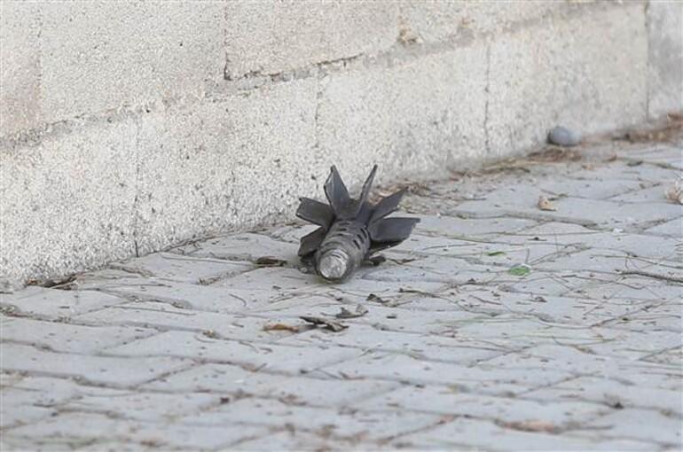 Son dakika haberi: Saat 11.45'te Kilis'e roketler düştü