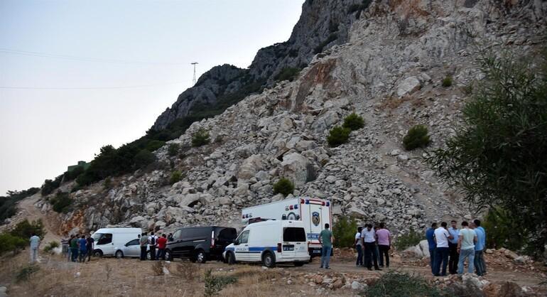 Antalya'da patlama sesi vatandaşları korkuttu