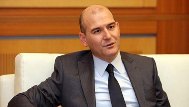Son dakika haberi: İçişleri Bakanı Efkan Ala istifa etti, yerine Süleyman Soylu geldi