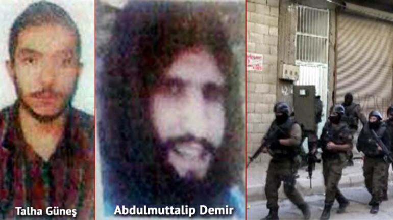 Aranan 3 IŞİD'li terörist yakalandı