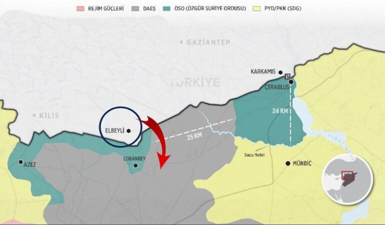 Son dakika haberi: Türk Silahlı Kuvvetleri Suriye'de ikinci cepheyi açıyor!