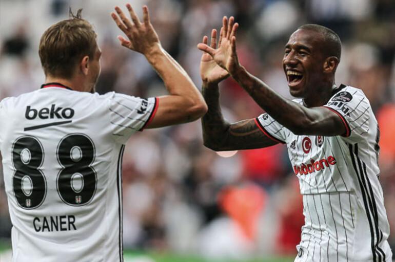 Beşiktaş 3-0 Gaziantepspor / MAÇ SONUCU