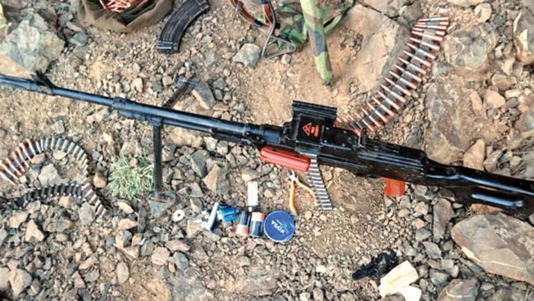 Fırat Kalkanı'na Çukurca desteği: 104 terörist etkisiz
