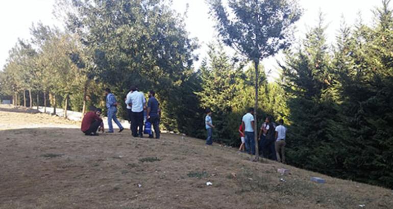 Parkta oynayan çocuklar dehşeti yaşadı! İstanbul'da korkunç olay