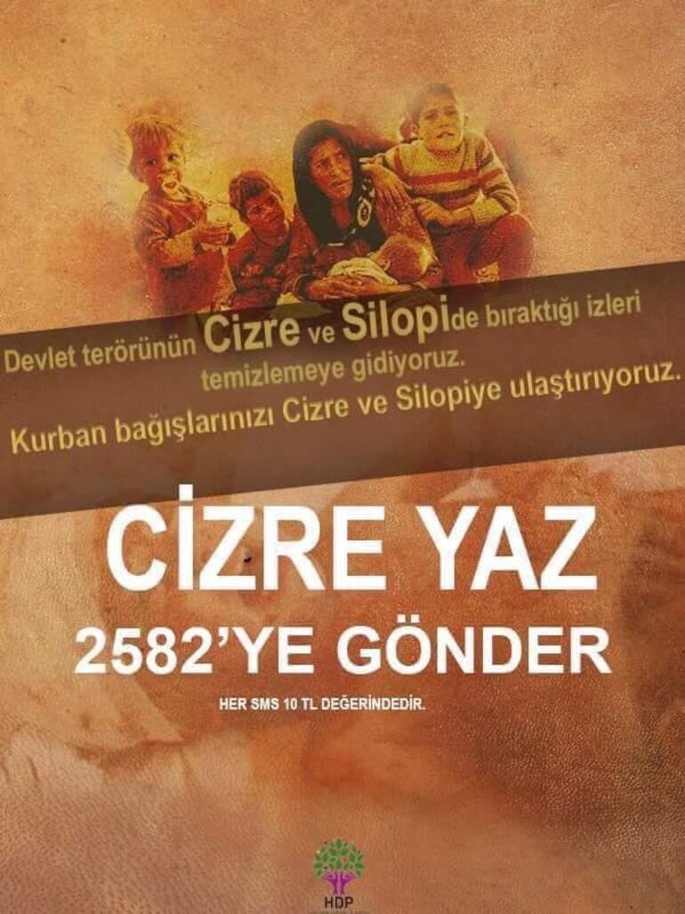 HDP'liler fena kandırıldı... Mehmetçik Vakfı'na yardım