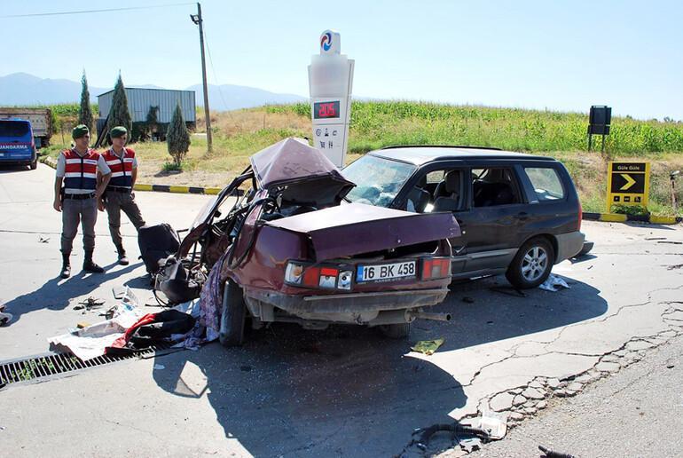 Tatilin 7 gününde kaza bilançosu: 60 ölü, 371 yaralı