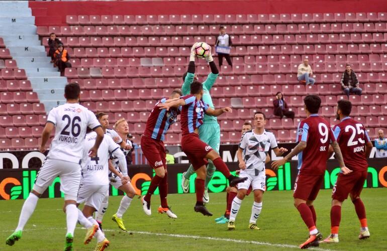 Trabzonspor 1-0 Atiker Konyaspor / MAÇ SONUCU