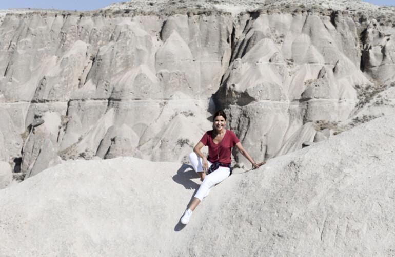 Bir Kapadokya günlüğü