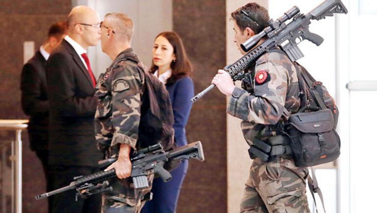 Anayasa Türk evladına emanet