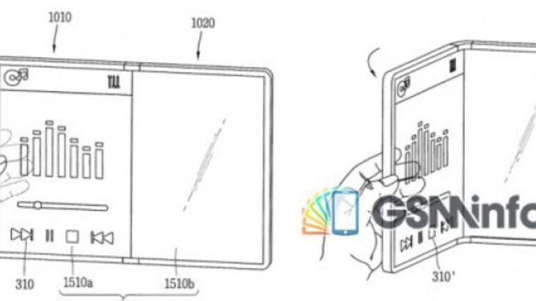 LG'den ekranı katlanabilen tablet geliyor
