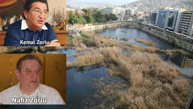 İzmir Basmane projesi kardeşleri birbirine düşürdü