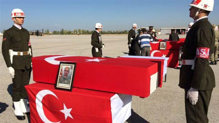 Son dakika haberi: Şemdinli'de 5 tonluk hainlik: 10'u asker, 18 şehit