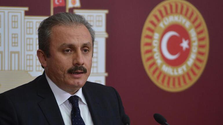 Son dakika: Mustafa Şentop'tan 'başkanlık' açıklaması