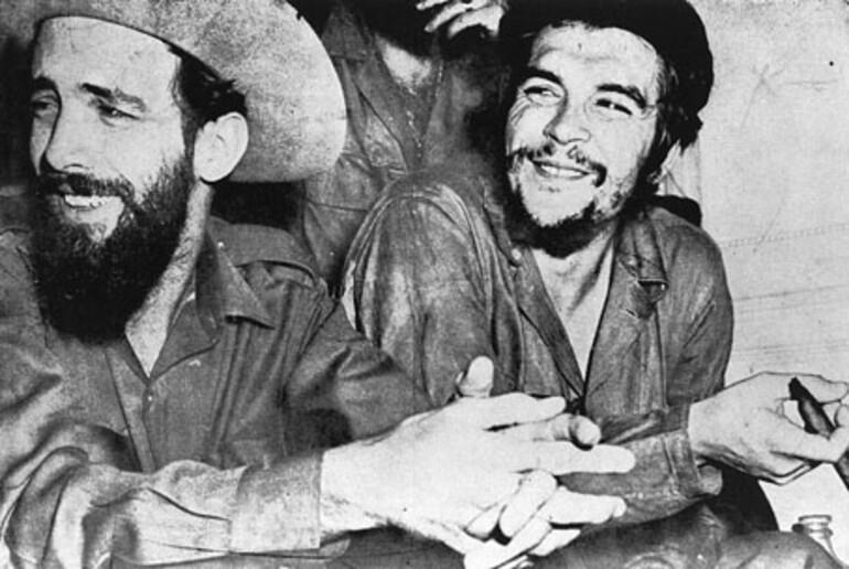 Chenin oğlu Camilo Guevara: Babam kasırganın kalbinde yaşadı