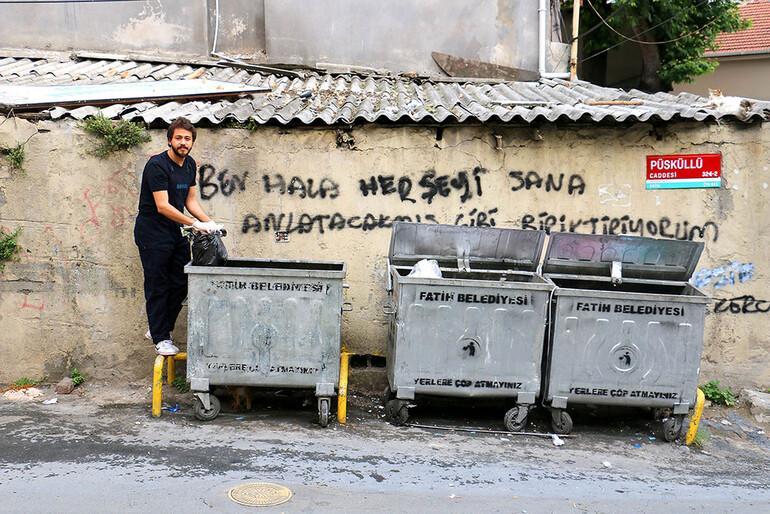 İstanbul'un çöp haritası