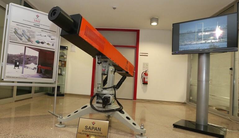 İşte TSKnın yeni silahı: Sapan