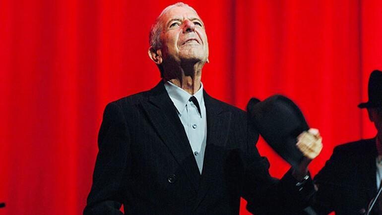 Dünyaca ünlü sanatçı Leonard Cohen yaşamını yitirdi