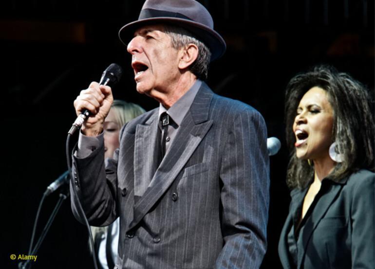 Leonard Cohen Artık ölmeye hazırım demişti