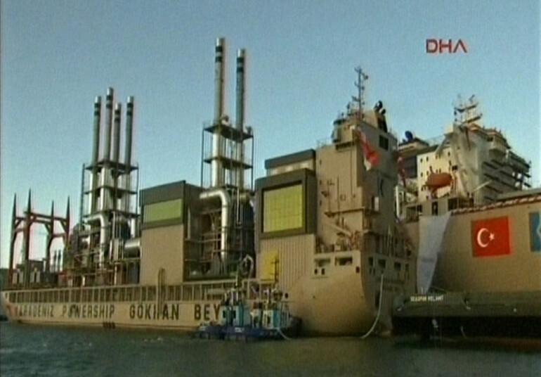 Cumhurbaşkanı Erdoğan enerji gemisi uğurlama töreninde konuştu