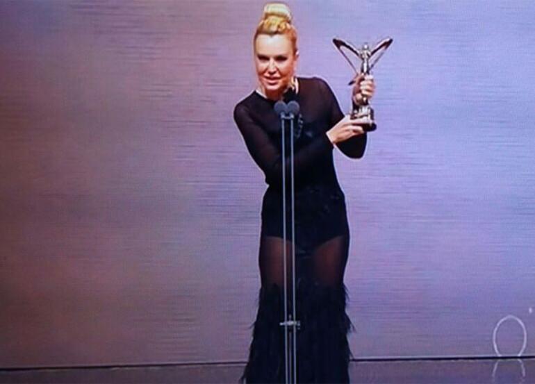 43.Pantene Altın Kelebek Ödülleri sahiplerini buldu