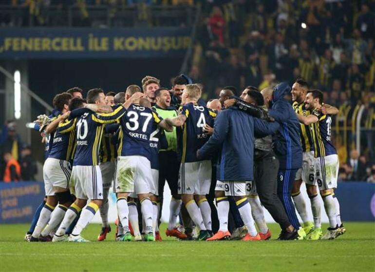 Fenerbahçe 2-0 Galatasaray / MAÇIN ÖZETİ
