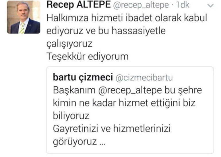 Bursa Büyükşehir Belediye Başkan Recep Altepe: O kuruluş ile ilişiğimiz kesildi