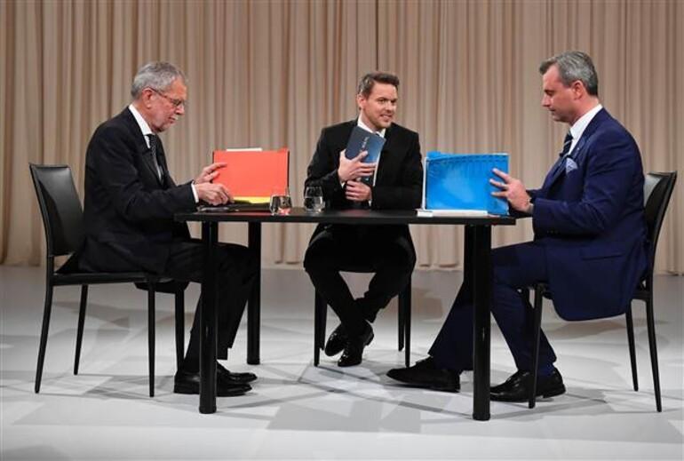 Avusturyada cumhurbaşkanı adayından şok Türkiye çıkışı