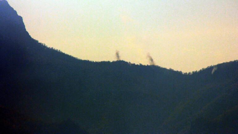 Son dakika haber: Cudi Dağı'nda hava destekli PKK operasyonu
