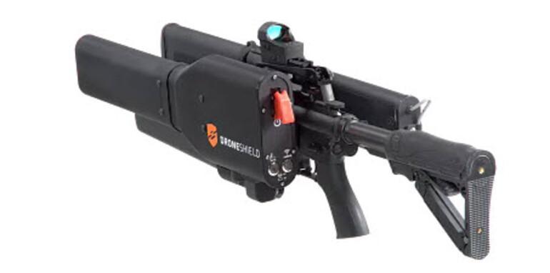 Dronleları çok uzaktan yok eden silah