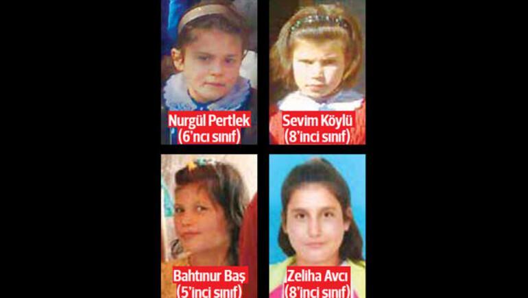 İşte Adanadaki yangın faciasında hayatını kaybeden kızlarımız