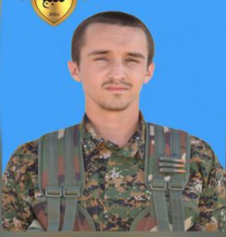 Türk uçaklarının vurduğu YPGliler ABD ve Alman uyruklu çıktı...