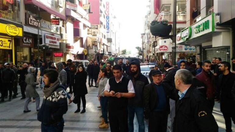 İzmiri korkutan ihbar asılsız çıktı