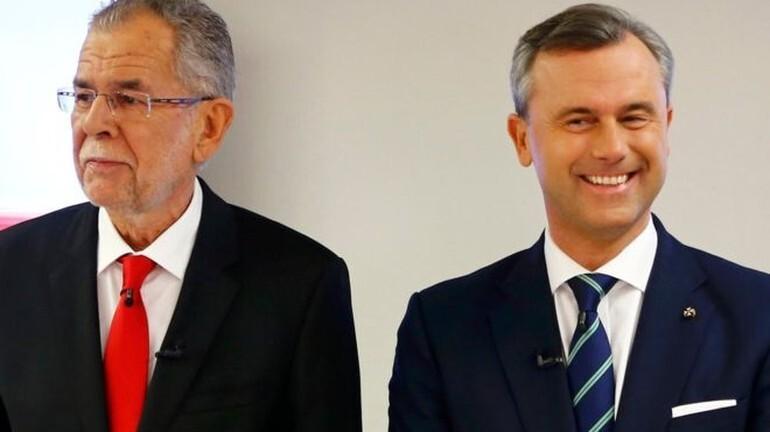 Son dakika: Avusturyada seçimin sonucu belli oldu, Hofer yenilgiyi kabullendi