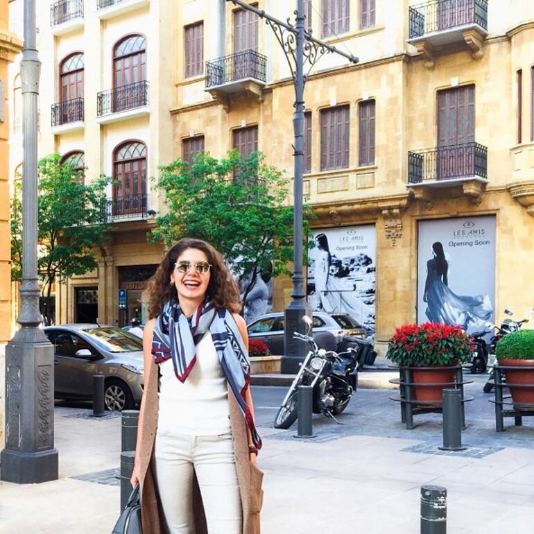 Ortadoğu'nun Paris'i: Beyrut